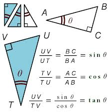 Right triangle principles