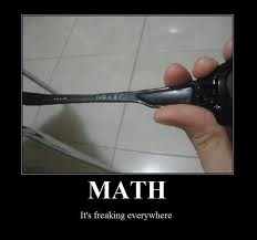 Math Everywhere